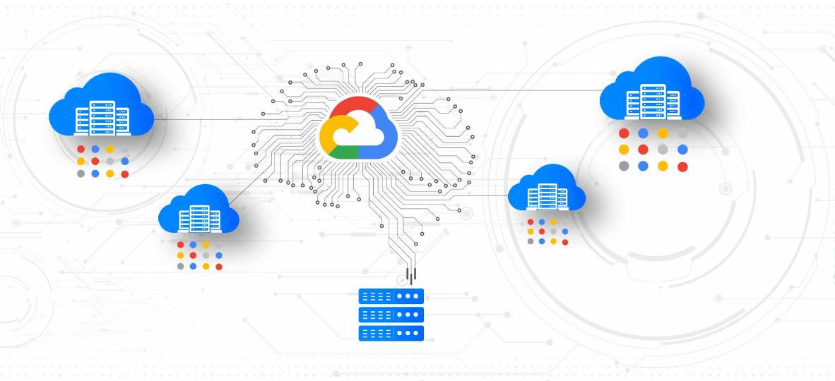 infrastruktura google cloud