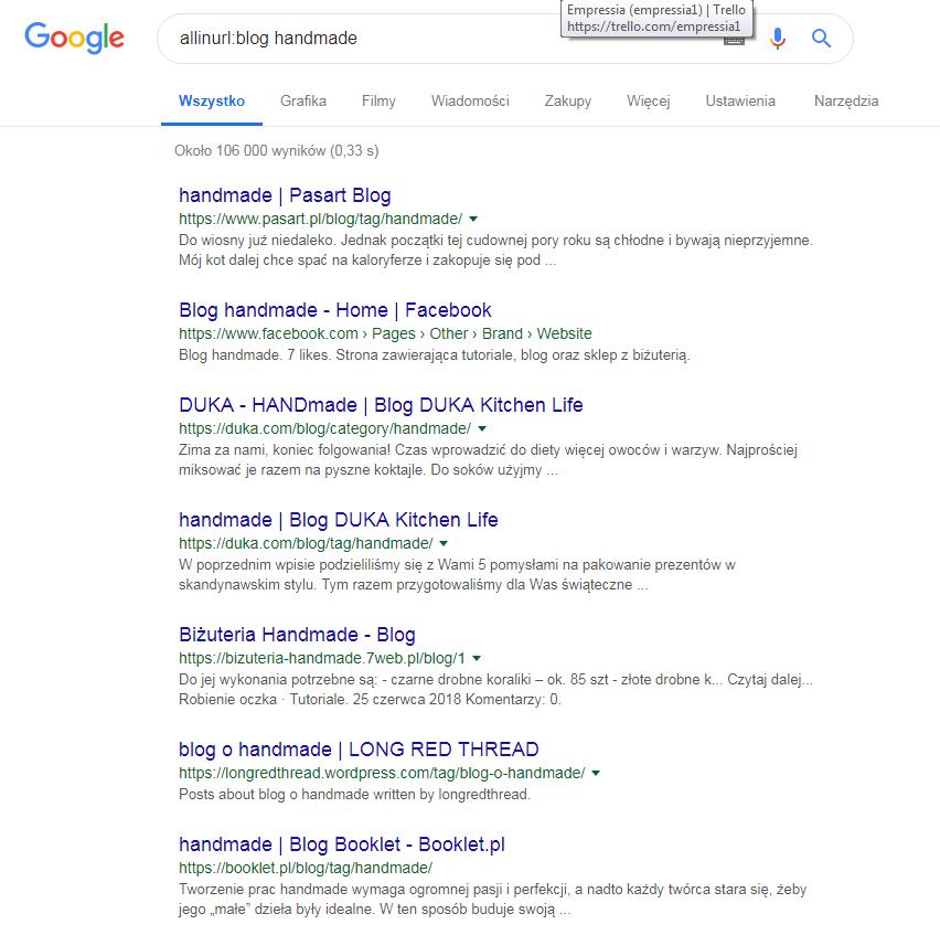 ae84f4331cb51b Komendy Google, footprinty, operatory wyszukiwania zaawansowanego